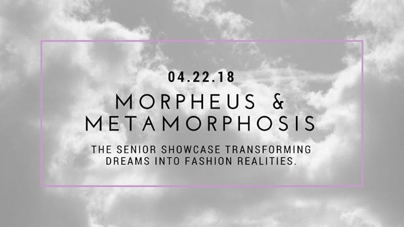 Morpheus and Metamorphosis fashion show to highlight unique collections from student designers