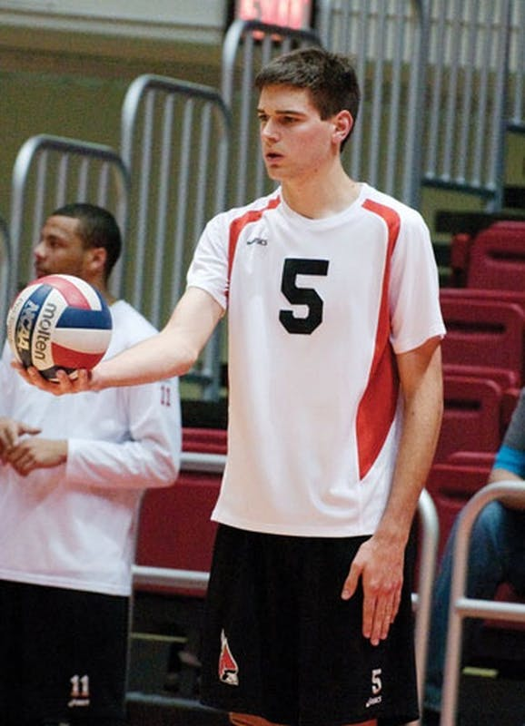 MEN'S VOLLEYBALL: Ball State setter takes home national player of the week honors