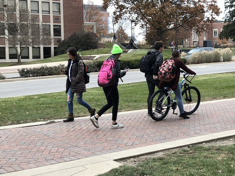 Reports of stolen bikes increase on campus at Ball State