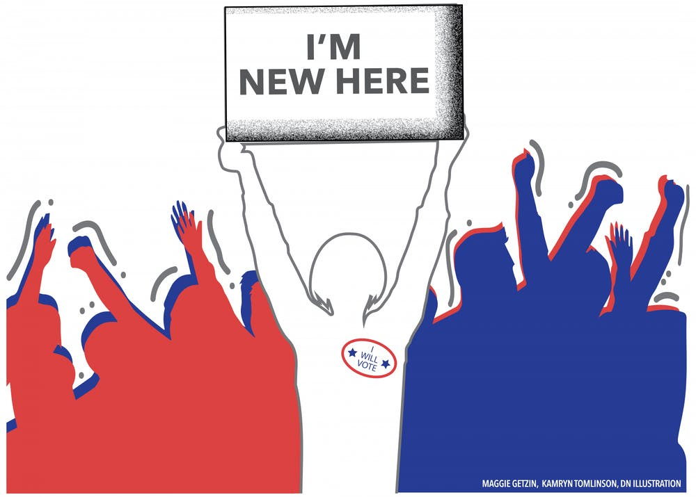 Speak Out: First -Time Voters