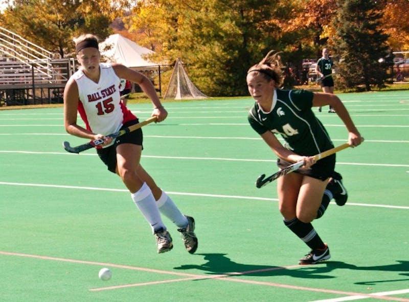 FIELD HOCKEY: Malinoski finding her place on team