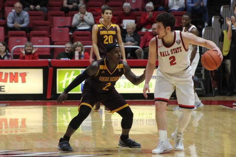 RECAP: Ball State basketball vs. Central Michigan