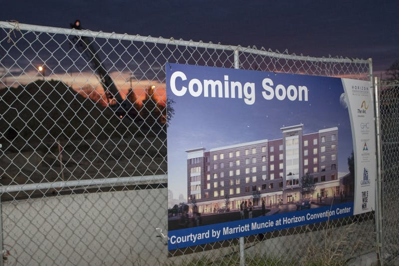 Hotel project looks to partner with Ball State
