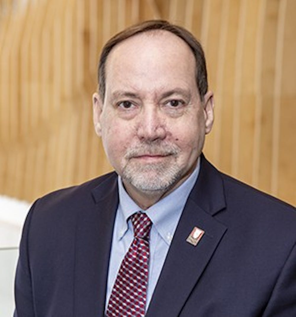 <p>Mitchell Whaley will be stepping down as dean of Ball State's College of Health at the end of the summer 2020 semester. He will be continuing teaching classes starting in the fall 2020 semester. <strong>Ball State University, Photo Courtesy</strong></p>