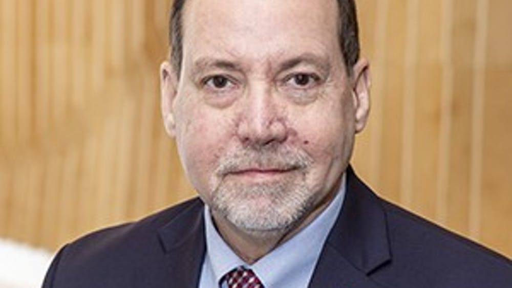 Mitchell Whaley will be stepping down as dean of Ball State's College of Health at the end of the summer 2020 semester. He will be continuing teaching classes starting in the fall 2020 semester. Ball State University, Photo Courtesy