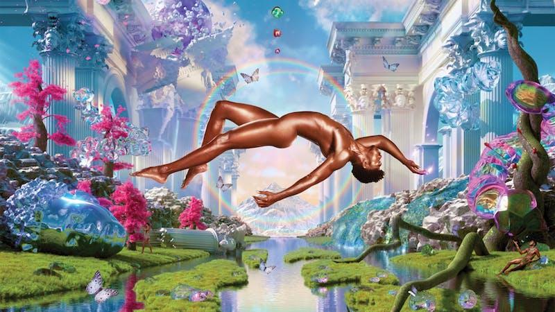 Montero album cover