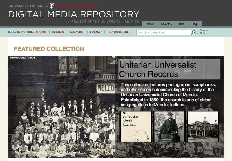 The Digital Media Repository [DMR] reached its one-millionth item on Jan. 18. The process took 12 years, but since the end of March, the DMR accumulated 1,016,454 materials and 273 online collections. Grace Ramey // DN