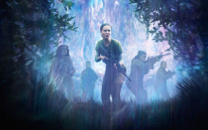 'Annihilation' is a slow burning, surreal experience