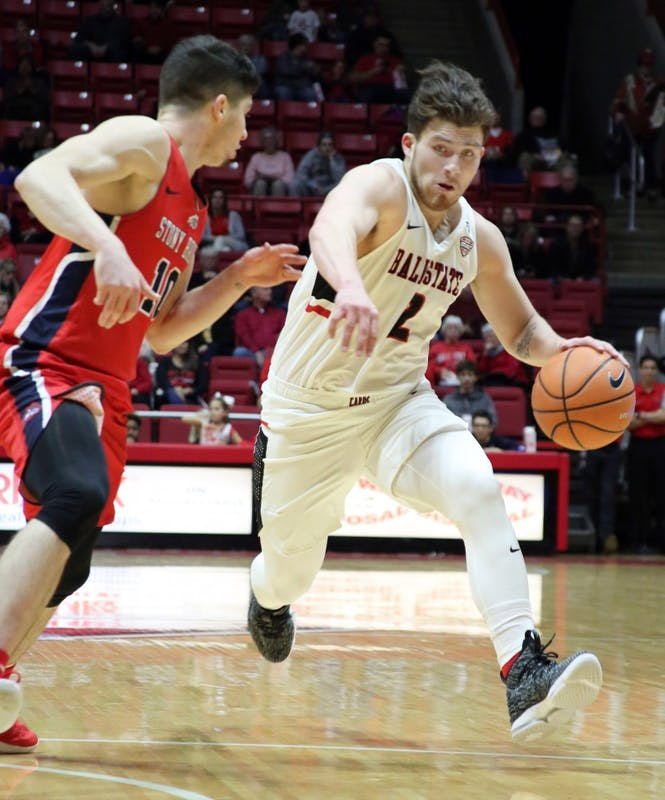 Tayler Persons leads comeback in Ball State men's basketball's win over Stony Brook