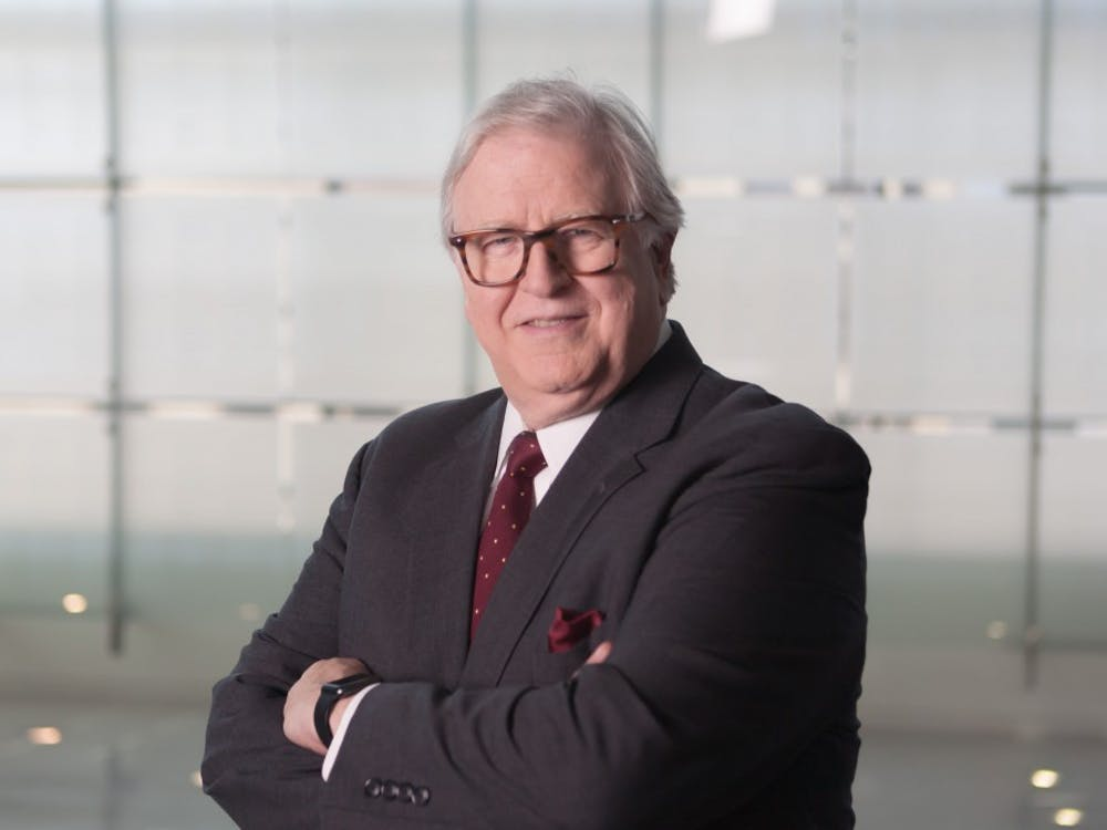 Ball State alumnus Gene Policinski will be speaking 8 p.m. Wednesday, Jan. 23, 2019, in the L.A. Pittenger Student Center. Policinski speaks on matters of the First Amendment. Jonathan Tompson, Photo Provided.