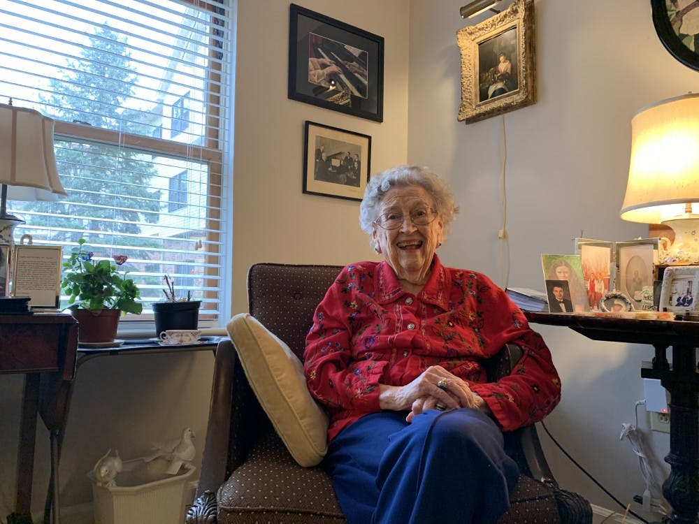 100-year-old Ball Family Member to Receive Honorary Degree at 2019 Commencement