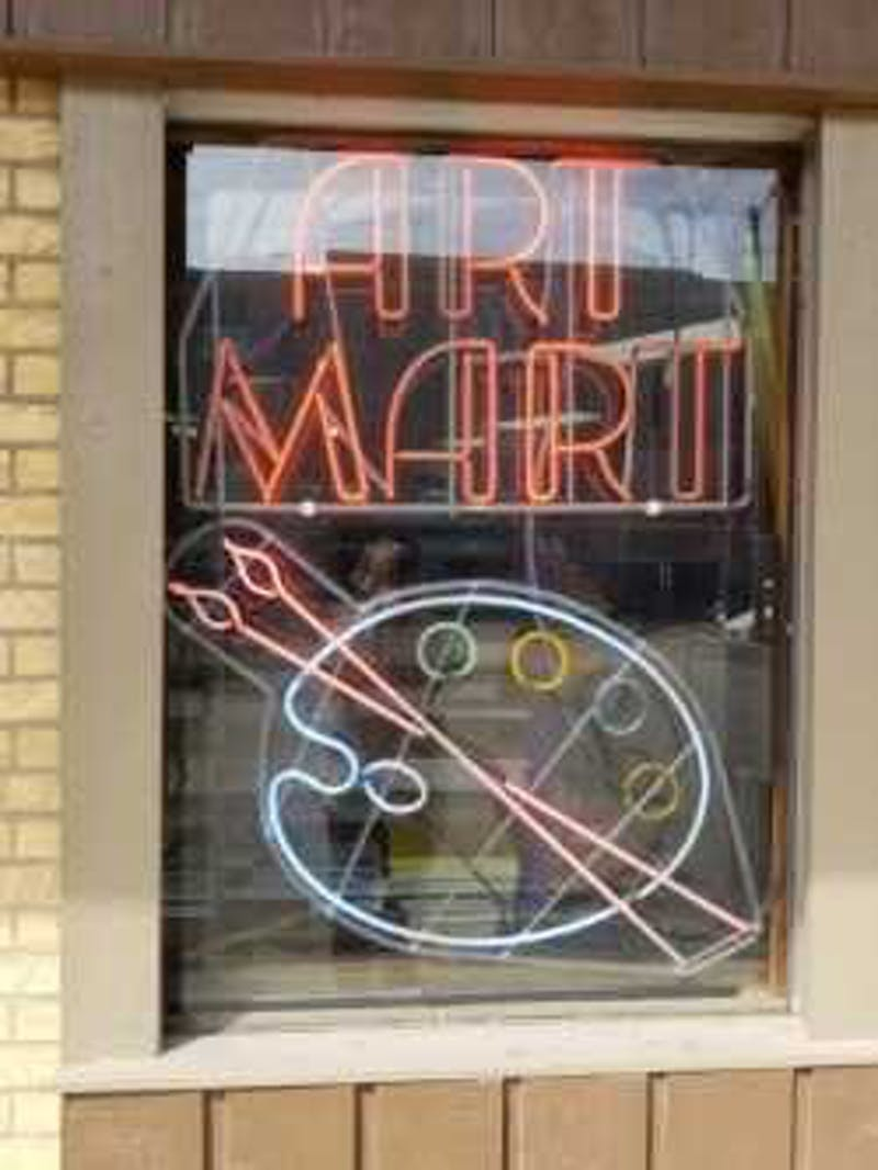 The Making of Art Mart