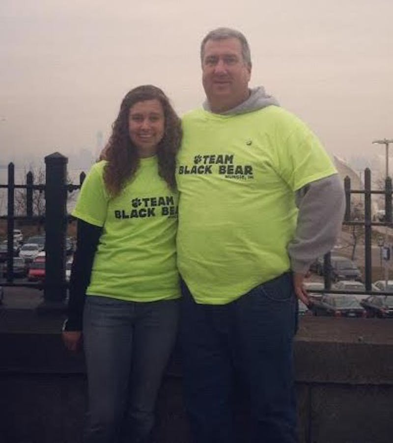 Al Holdren plans to visit Texas to help aid those in need after Hurricane Harvey. Holdren and his daughter Maddie previously traveled to New Jersey to help those affected by Hurricane Sandy. Al Holdren, Photo provided