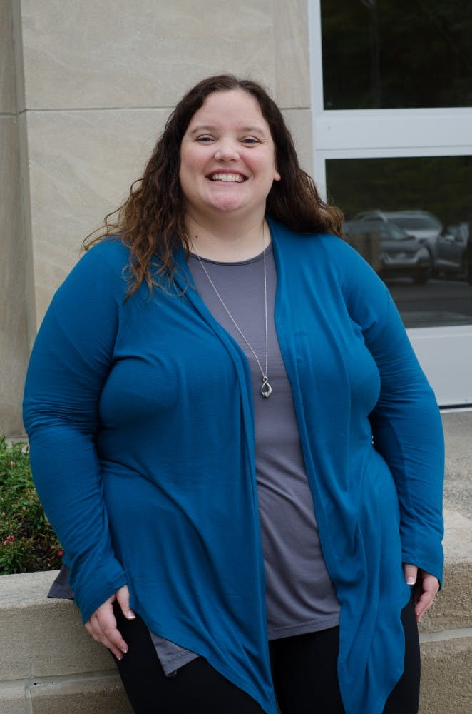After serving as the associate director of disability services for 10 years, Courtney Jarrett is stepping into the role of director. Stephanie Amador, DN