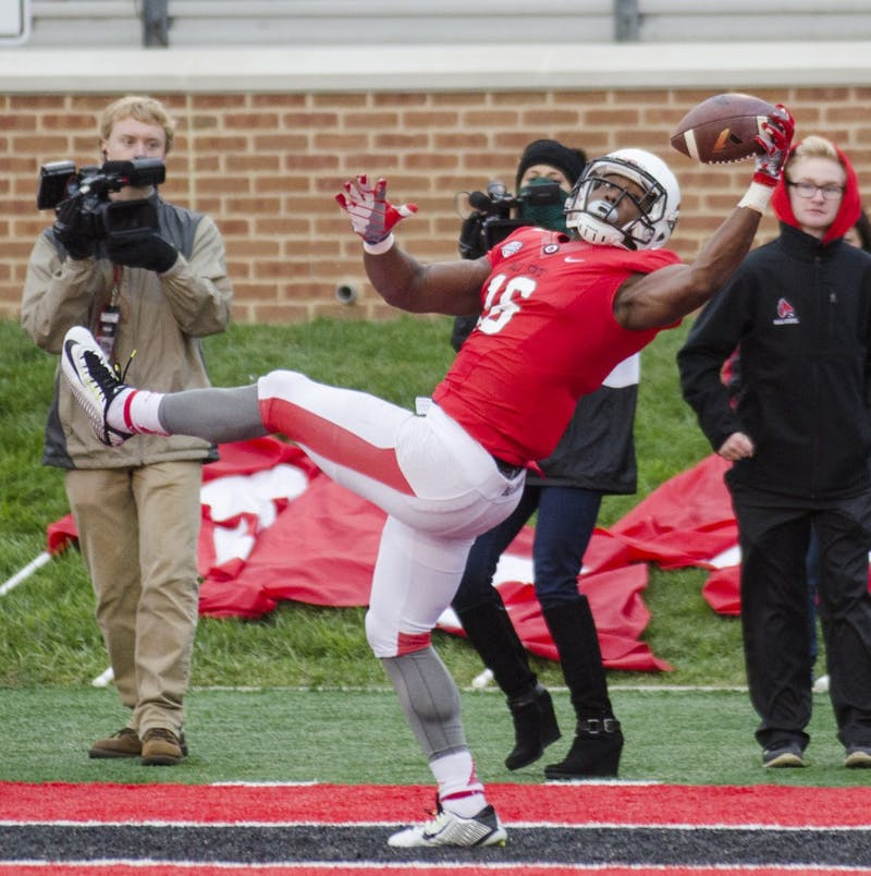 KeVonn Mabon just keeps making plays for Ball State