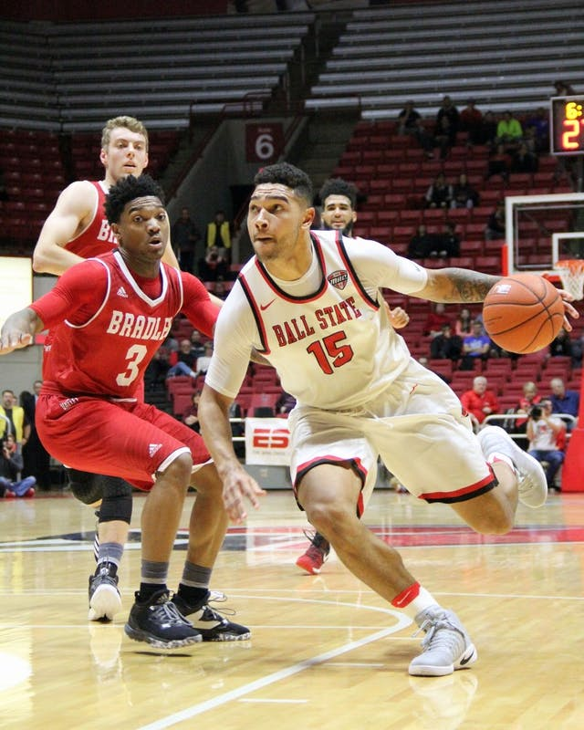 PREVIEW: Ball State sports over Winter Break