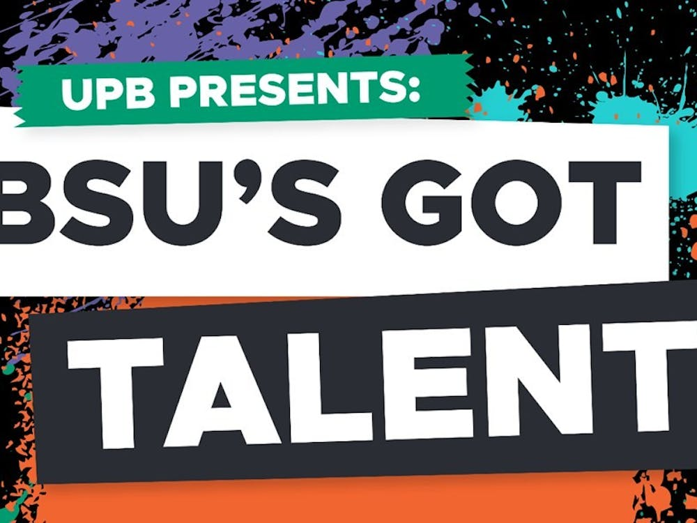 The University Program Board will host 'BSU's Got Talent' on Feb. 22 at 8 p.m. in John J. Pruis Hall. The event will allow students to compete for up to $150 in gift cards with performances ranging in everything from singing to impressions. UPB Benny Link // Photo Courtesy