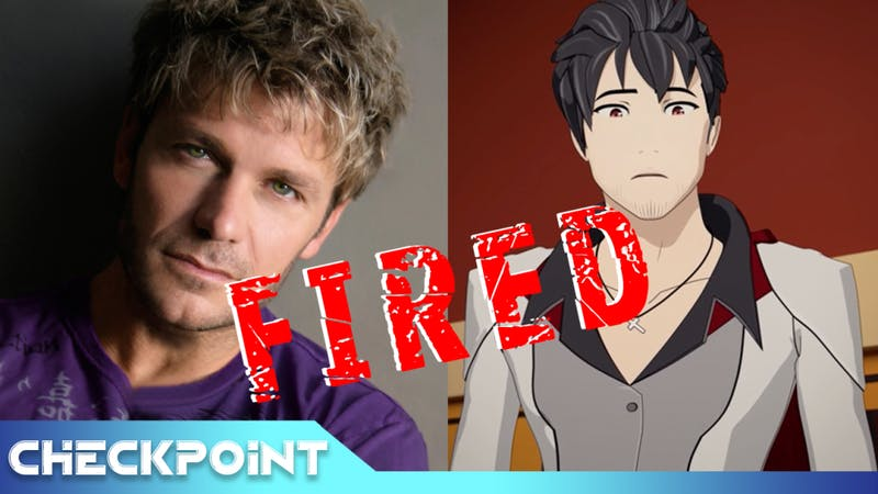 Rooster Teeth Fires Voice Actor From RWBY Over Sexual Harassment Allegations   Checkpoint