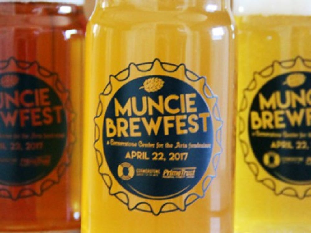 Cornerstone Center for the Arts will host its first annual Muncie Brewfest from 3 p.m. until 7 p.m. on Saturday.  Cornerstone Center for the Arts // Photo Courtesy