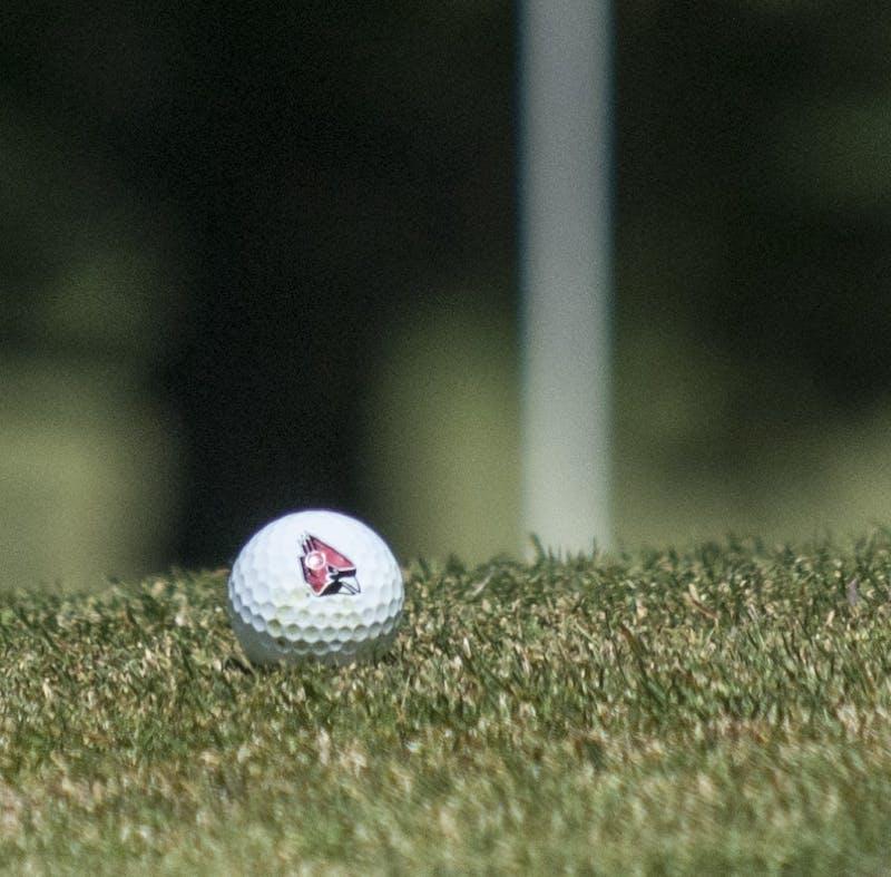 Ball State men's golf begins 2016 MAC Championships