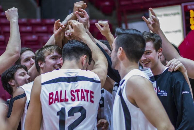 PREVIEW: Ball State men's volleyball heads to the East Coast for two matches