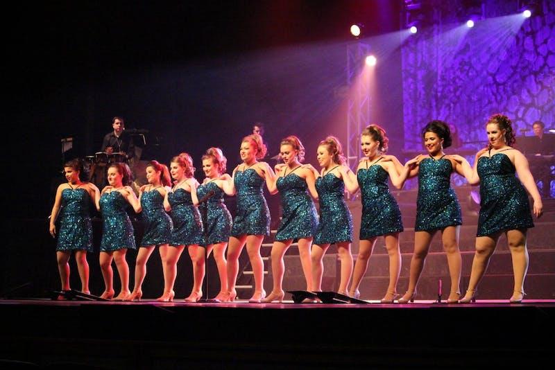 University Singers begin performance season with Fall Cabaret