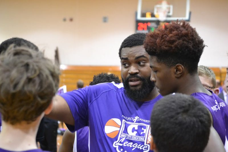Darrick Lee will be the new head coach of Muncie Central High School's varsity football team. Lee, a Ball State student, has had prior experience coaching junior varsity sports teams. ICE League, Photo Courtesy