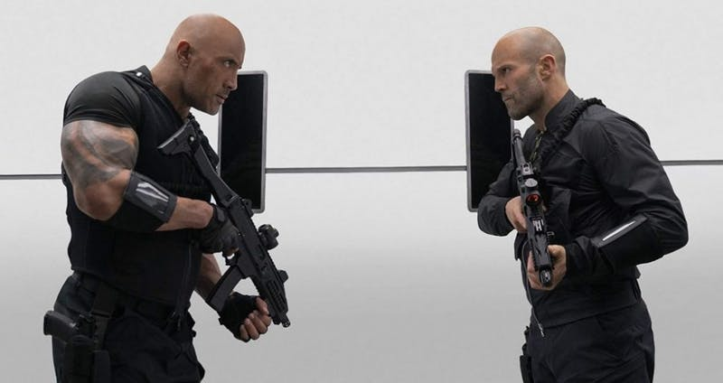 'Fast and Furious Presents: Hobbs and Shaw' is a dumb, but entertaining joyride