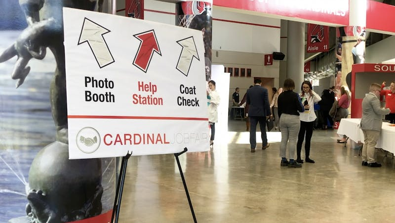 Ball State Cardinal Job Fair: An opportunity for both students and employers