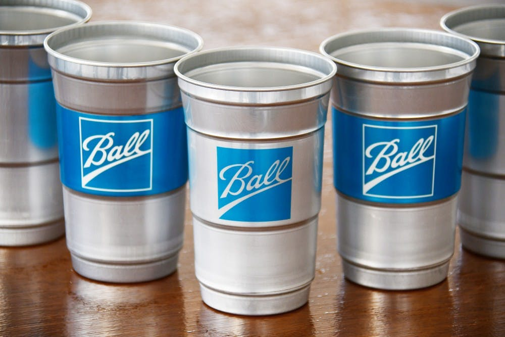 Ball Corporation to debut infinitely-recyclable aluminum cup