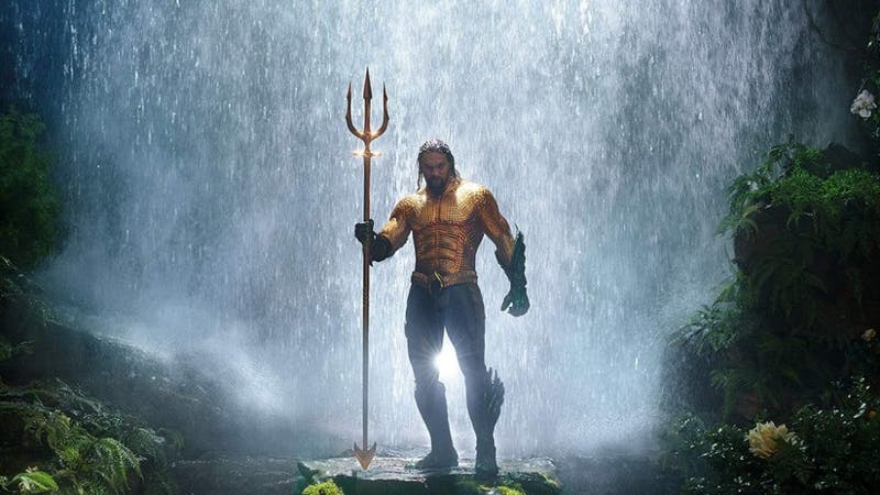 'Aquaman' shows that DC may not be floundering for much longer