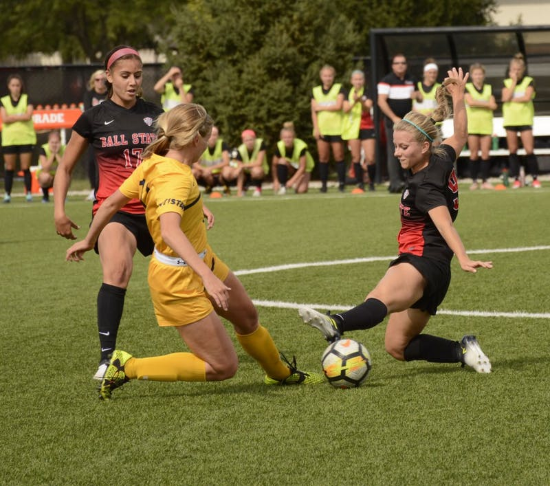 Soccer heads down south for final weekend away series