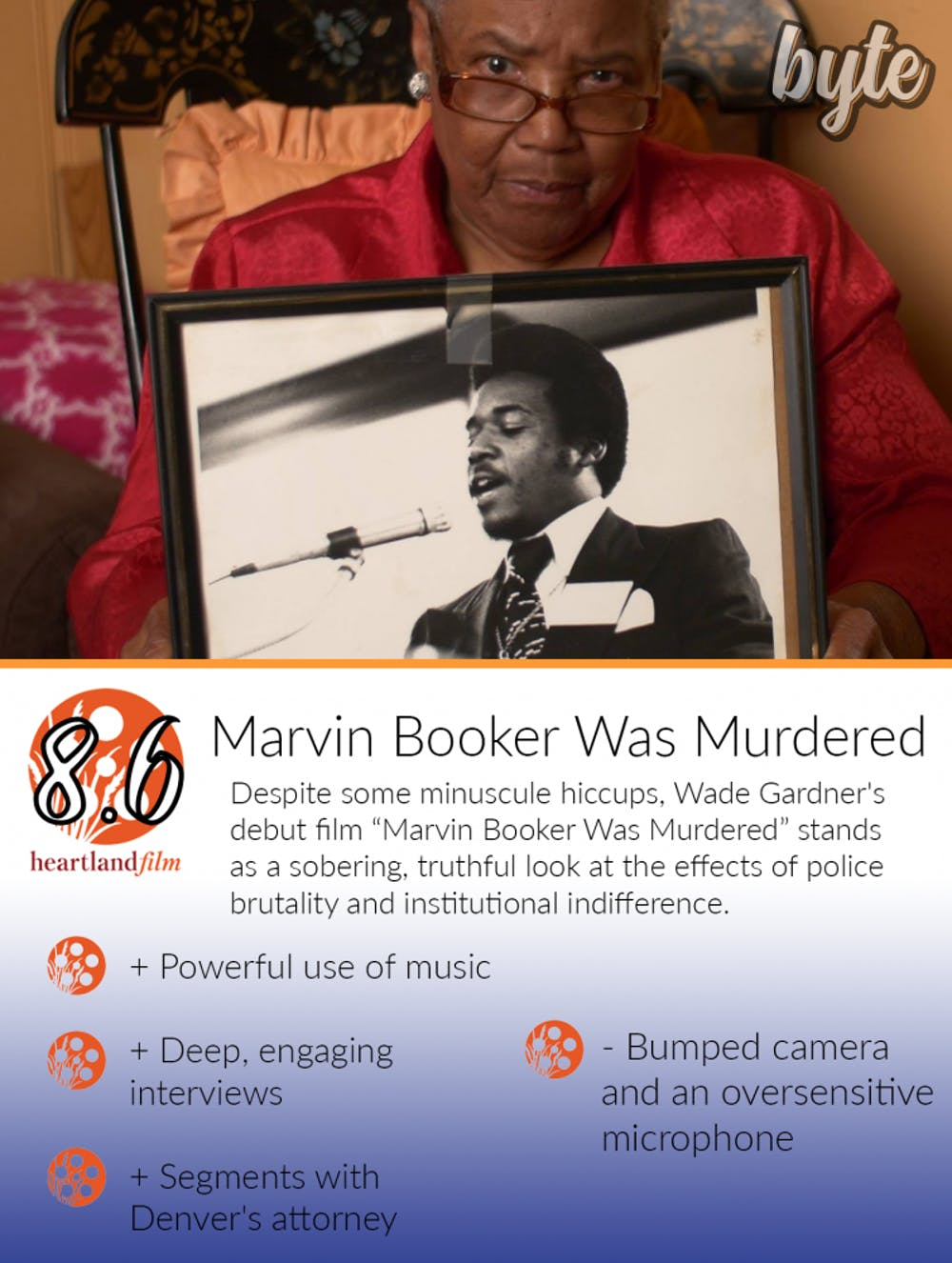 Heartland Film Festival: 'Marvin Booker Was Murdered' is a moving