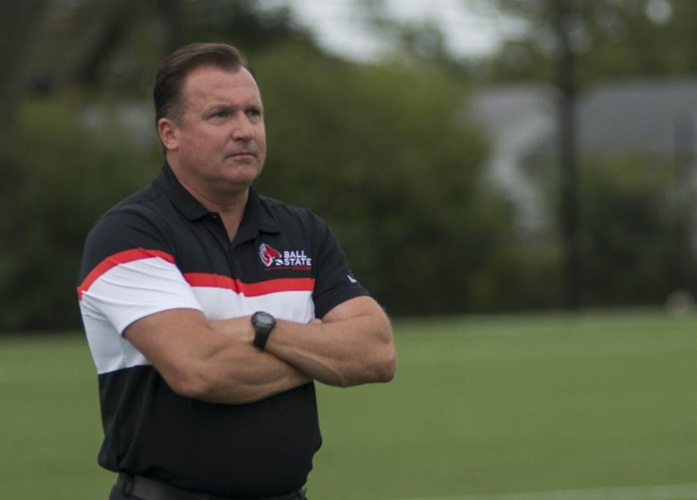 Ball State Soccer head coach resigns