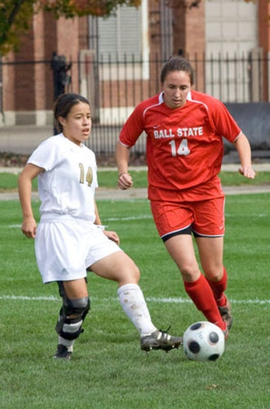 SOCCER: Walk-on fights through multiple ACL tears to become captain