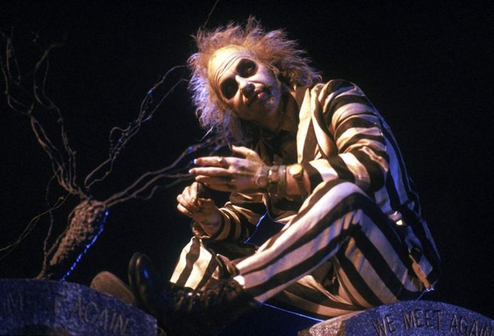 History Of Beetlejuice Ball State Daily