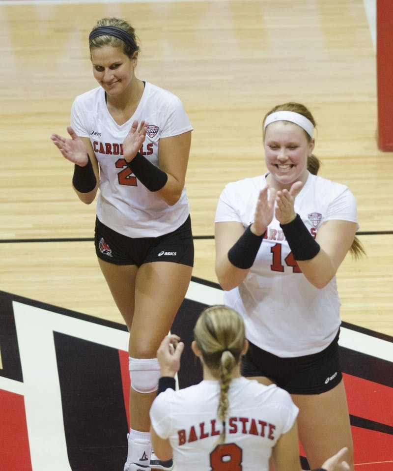 Little mistakes lead to Ball States 1-1 weekend