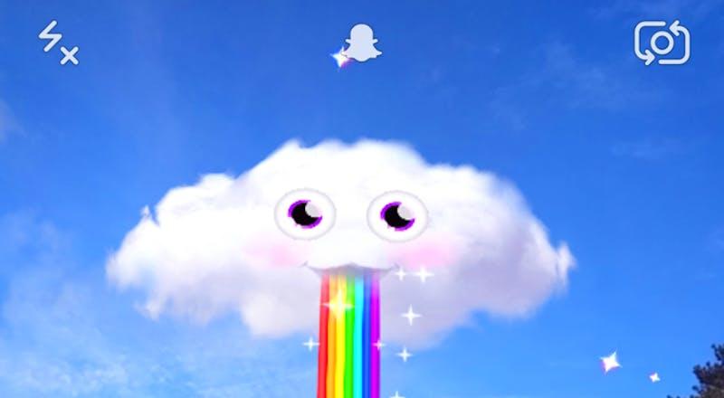 Snapchat releases new World Lenses