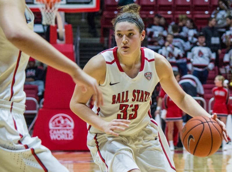 PREVIEW: Ball State women's basketball vs. Akron