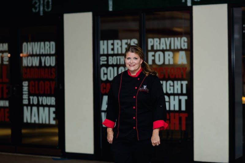 A complex journey: LaFollette chef finds home at Ball State