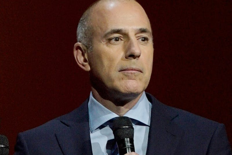 As Accusations Grow, Lauer Releases Apology