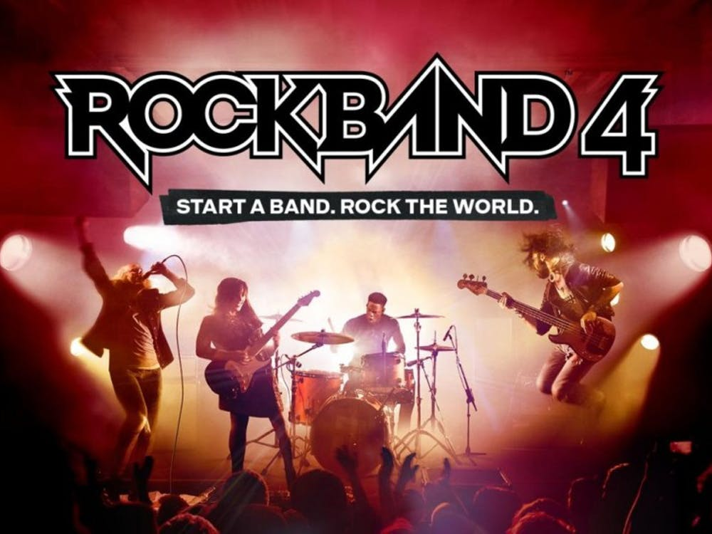 Rock Band 4 is slated to be released on October 6 for PlayStation 4 and Xbox One.