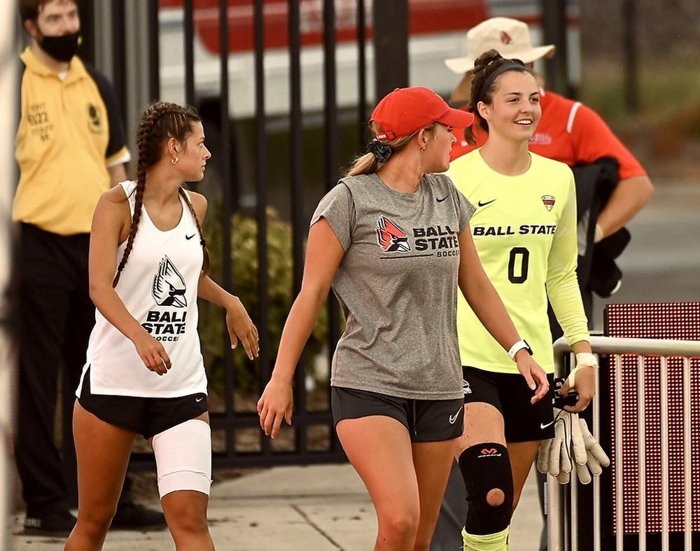 A natural fit: Ball State Soccer's new assistant coach reflects on adjusting to new role.