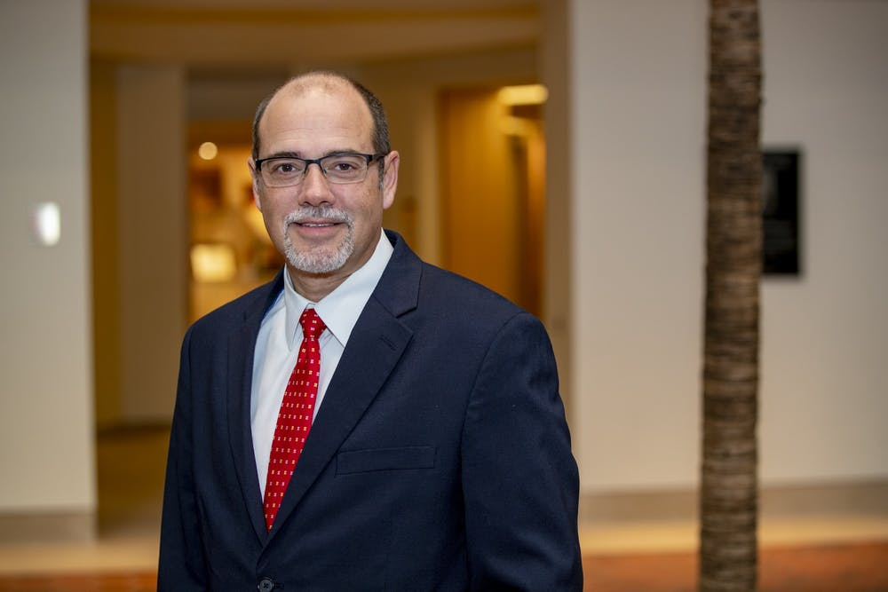 <p>James Acton will become the next president of the Ball State's Alumni Association. Acton will also serve as the vice president of alumni engagement at the Ball State University Foundation. <strong>Ball State University, Photo Provided</strong></p>