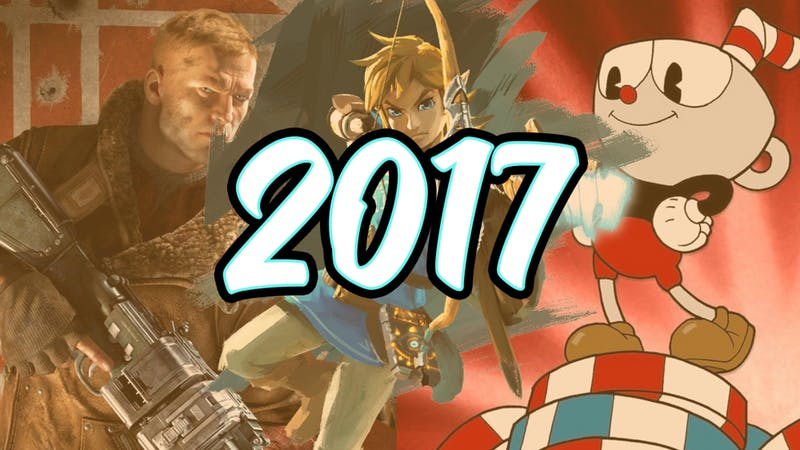 The Year in Review: Byte's Top-Reviewed Games of 2017