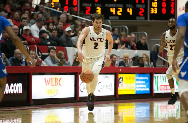 Slow start, turnovers key in Ball State's loss to Western Michigan