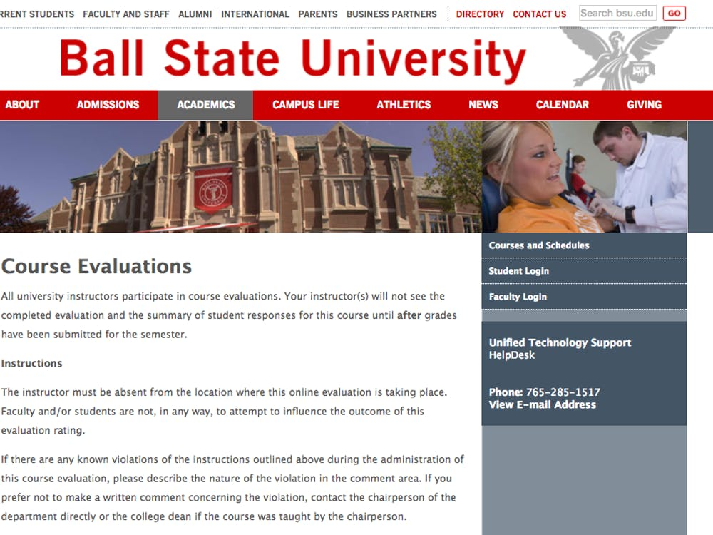 Ball State University // Photo Courtesy