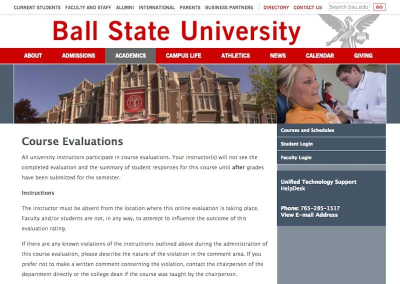 Ball State University // Photo Courtesy