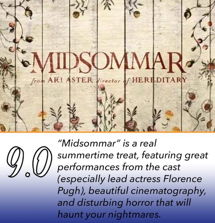 Midsommar' provides a hypnotically horrific summer solstice