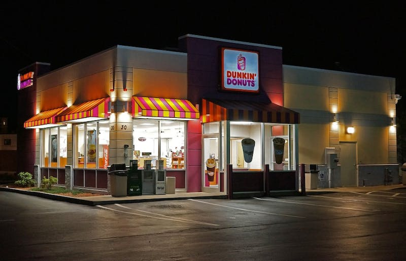 Dunkin' is coming to Muncie with with a restaurant set to be located at 418 S. Tillotson Ave. The building was sold to The Hari Group Feb. 15 which specializes in franchising, investing and real estate, and also owns other Dunkin' franchises around Indiana. Wikimedia Commons, Photo Courtesy